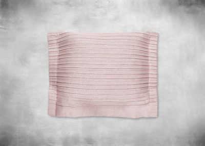 SP-I X I_Cushion_cover_50cm_pleated_pink