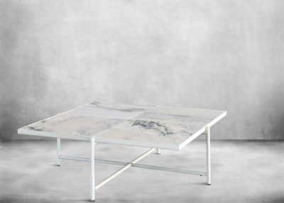 SP-Side Table White Marble 2