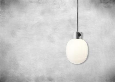 SPJWDA Pendant Lamp_Brushed Steel